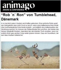 zum Rob-n-Ron-Trailer und Making-of