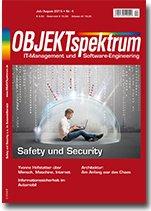 Titelseite Objektspektrum4-2015