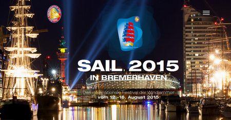 Sail Bremerhaven 2015