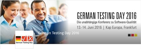 German Testing Day 2016