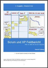 Cover Scrum- und XP-Feldbericht