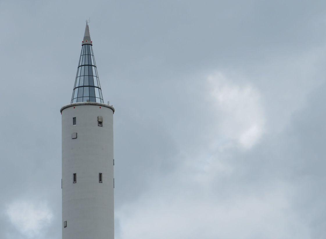 Fallturmspitze