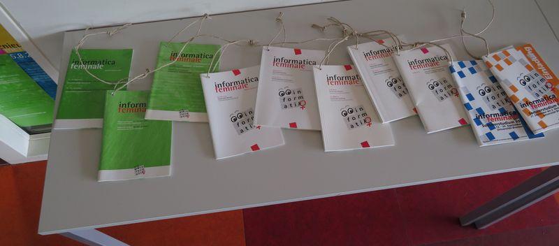 Programme brochures