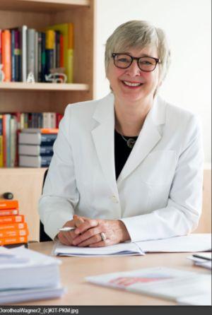 Porträt Prof. Dr. Dorothea Wagner