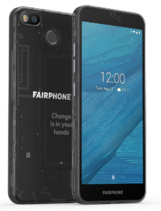 Bild des Fairphone 3