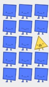Parabel der Polygone