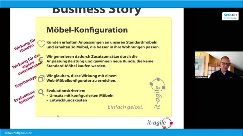 Screenshot Vortrag
