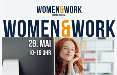 Bildquelle: women&work Messeteaser mit Termin
